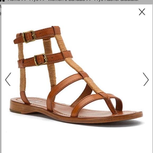 cc776643e4b Frye Shoes - Frye Rachel Gladiator Sandal